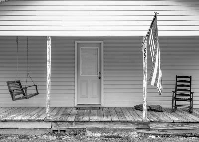 american front porch